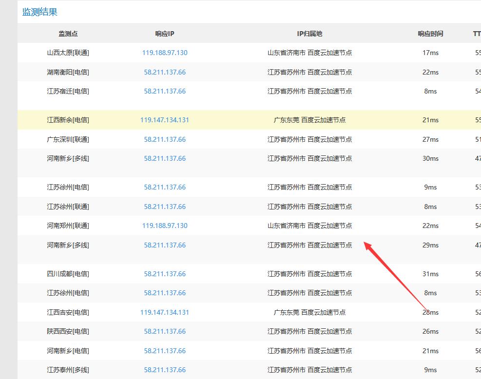 百度云加速DDOS/CC安全设置