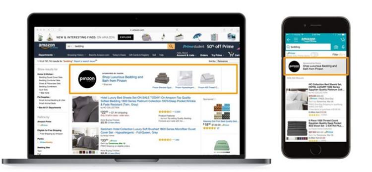 亚马逊广告业务发展迅猛,赞助品牌广告助攻点击量激增
