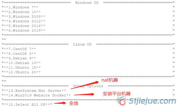 新版XenSystem 服务器端服务配置及模板导入脚本(XenServer 7/8,XCP 8)